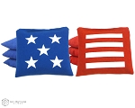 Set of 8 Stars & Stripes Classic Series Cornhole Bags